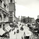 HERALD SQUARE IN NEW YORK CITY CIRCA 1904 - 8X10 PHOTO (NN-175)