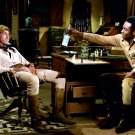 "GENE WILDER & CLEAVON LITTLE IN ""BLAZING SADDLES""  8X10 PUBLICITY PHOTO (ZY-288)"
