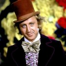 "GENE WILDER ""WILLY WONKA & THE CHOCOLATE FACTORY"" 8X10 PUBLICITY PHOTO (ZY-298)"