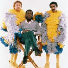 "GENE WILDER RICHARD PRYOR ""STIR CRAZY"" DIR. SIDNEY POITIER - 8X10 PHOTO (ZY-303)"