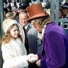 "GENE WILDER ""WILLY WONKA & THE CHOCOLATE FACTORY"" 8X10 PUBLICITY PHOTO (ZY-305)"