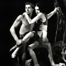 WEISSMULLER MAUREEN O'SULLIVAN 'TARZAN & HIS MATE' 8X10 PUBLICITY PHOTO (AB-063)