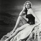 ACTRESS ANITA EKBERG PIN-UP - 8X10 PUBLICITY PHOTO (AZ127)