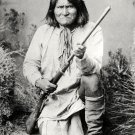 GERONIMO, CHIRICAHUA APACHE - 8X10 PHOTO (AZ060)