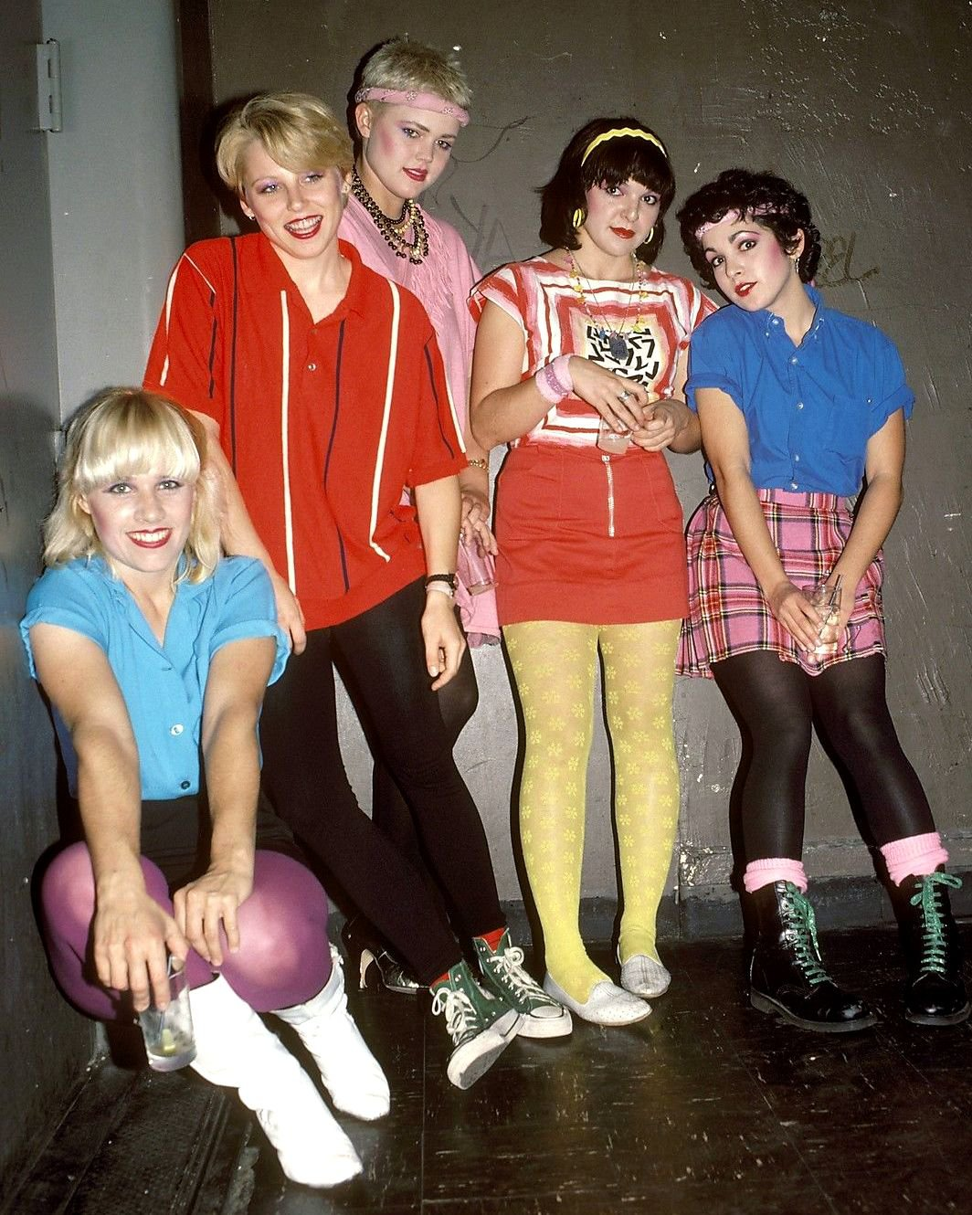 THE GO-GO's 1980s POP ROCK BAND
