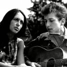 BOB DYLAN JOAN BAEZ MARCH ON WASHINGTON FOR JOBS & FREEDOM - 8X10 PHOTO (DA-369)