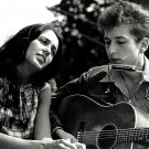 JOAN BAEZ BOB DYLAN MARCH ON WASHINGTON FOR JOBS AND FREEDOM 8X10 PHOTO (DA-353)