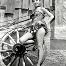 "BEVERLY GARLAND IN ""THE SAGA OF HEMP BROWN"" - 8X10 PUBLICITY PHOTO (AZ172)"