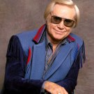 GEORGE JONES COUNTRY MUSIC LEGEND - 8X10 PUBLICITY PHOTO (AZ-178)