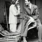 JAMES STEWART AND CAROLE LOMBARD IN 1938 - 8X10 PUBLICITY PHOTO (ZZ-670)