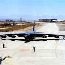 "B-52 ""H"" MODEL AIRCRAFT DELIVERED TO DRYDEN IN 2001 - 8X10 NASA PHOTO (EP-065)"