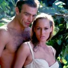 "SEAN CONNERY AND URSULA ANDRESS IN ""DR. NO"" - 8X10 PUBLICITY PHOTO (ZZ-049)"