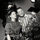 "BOB CUMMINGS & ANN B. DAVIS IN ""BOB CUMMINGS SHOW"" 8X10 PUBLICITY PHOTO (ZZ-482)"