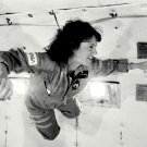 CHRISTA McAULIFFE STS-51L TEACHER IN SPACE CHALLENGER - 8X10 NASA PHOTO (BB-158)