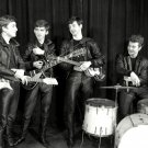 """THE BEATLES"" WITH PETE BEST LEGENDARY MUSICIANS - 8X10 PUBLICITY PHOTO (AB-193)"