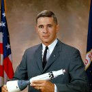ASTRONAUT BILL ANDERS APOLLO 8 - 8X10 NASA PHOTO (EP-701)