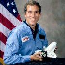 NASA ASTRONAUT MICHAEL SMITH SHUTTLE CHALLENGER STS-51-L - 8X10 PHOTO (BB-381)