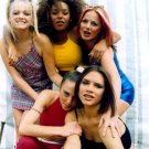 """THE """"SPICE GIRLS"""" ENGLISH POP GIRL GROUP - 8X10 PUBLICITY PHOTO (NN-184)"""