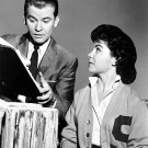 "DICK CLARK & ANNETTE FUNICELLO ""AMERICAN BANDSTAND"" 8X10 PUBLICITY PHOTO (AA341)"