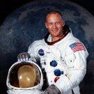 """EDWIN """"BUZZ"""" ALDRIN APOLLO 11 ASTRONAUT LMP - 8X10 NASA PHOTO (EP-507)"""