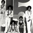 """THE JACKSON 5"" LEGENDARY R&B/POP MUSIC GROUP - 8X10 PUBLICITY PHOTO (EE-168)"