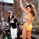 "RAQUEL WELCH IN THE FILM ""THE BIGGEST BUNDLE OF THEM ALL"" - 8X10 PHOTO (ZZ-075)"