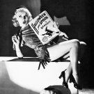 BETTY GRABLE SEX SYMBOL PIN-UP - 8X10 HALLOWEEN THEMED PUBLICITY PHOTO (ZY-362)