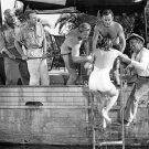 "RICHARD CARLSON, JULIE ADAMS & OTHERS IN ""CREATURE FROM THE BLACK LAGOON"" 8X10 PHOTO (CC-182)"