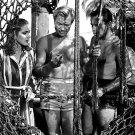 "RICHARD CARLSON, JULIE ADAMS & RICHARD DENNING ""CREATURE FROM THE BLACK LAGOON"" 8X10 PHOTO (CC-183)"