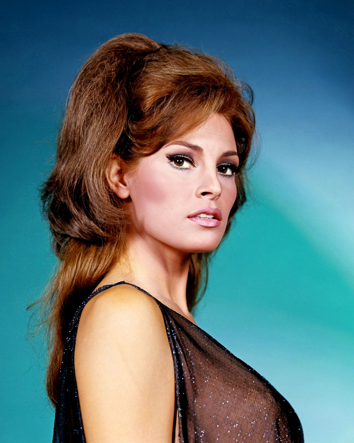 RAQUEL WELCH ACTRESS AND SEX-SYMBOL - 8X10 PUBLICITY PHOTO (SP-006)