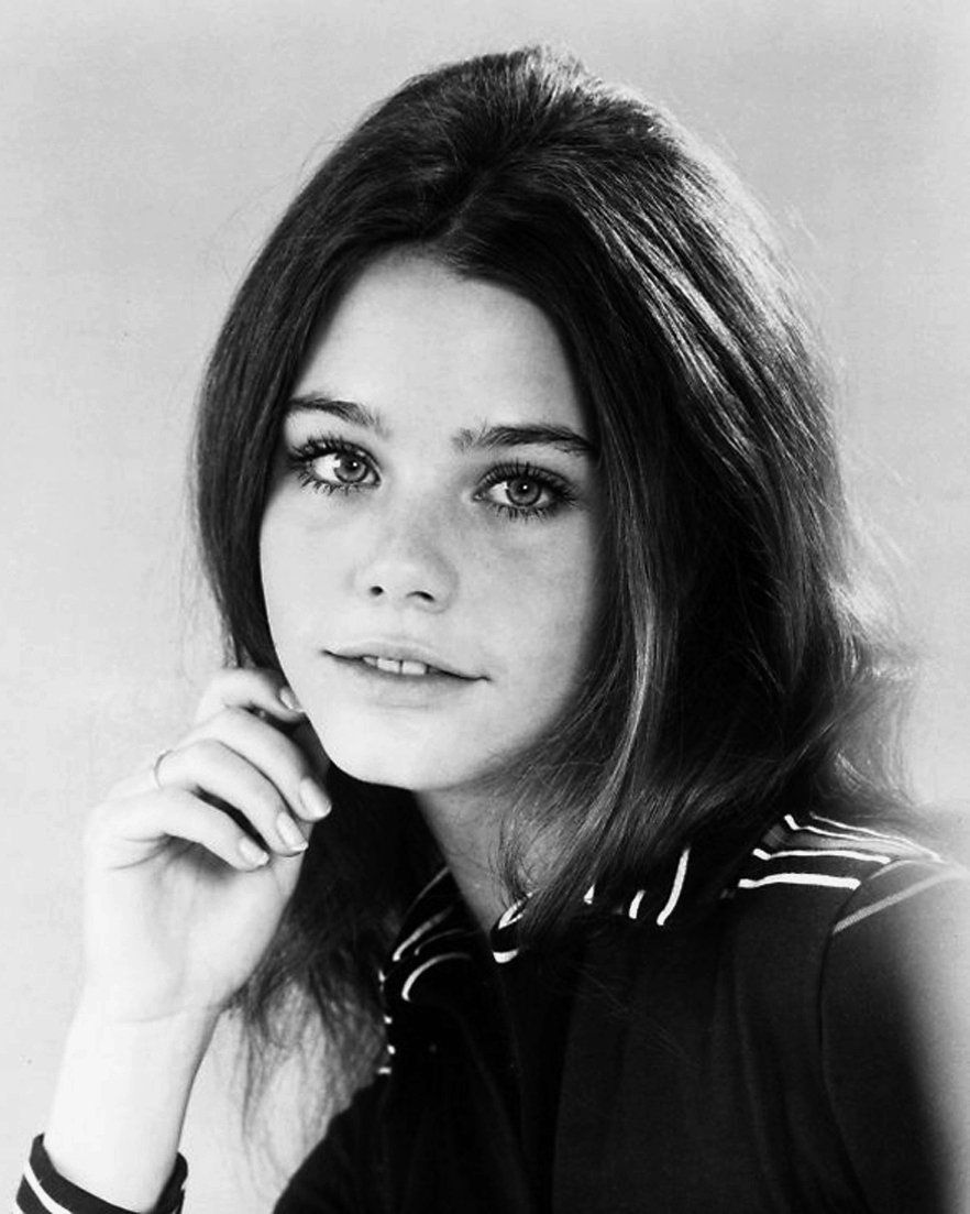"""SUSAN DEY IN THE TV SHOW """"THE PARTRIDGE FAMILY"""" - 8X10 PUBLICITY PHOTO (EE-176)"""