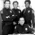 """THE ROOKIES"" CAST FROM THE ABC TELEVISION PROGRAM 8X10 PUBLICITY PHOTO (ZY-416)"