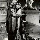 "CLAUDETTE COLBERT & HENRY WILCOXON IN ""CLEOPATRA"" 8X10 PUBLICITY PHOTO (ZY-424)"