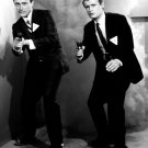 "ROBERT VAUGHN DAVID McCALLUM ""THE MAN FROM UNCLE"" 8X10 PUBLICITY PHOTO (ZY-619)"