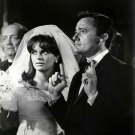 """ROBERT VAUGHN & LETICIA ROMÁN IN """"THE SPY IN THE GREEN HAT"""" 8X10 PHOTO (ZY-615)"""