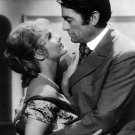 "GREGORY PECK AND DEBBIE REYNOLDS IN ""HOW THE WEST WAS WON"" - 8X10 PHOTO (ZY-701)"