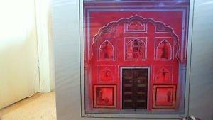 Rare Windows of India vintage print by D KOHN