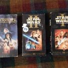 Return of the jedi STAR WARS vhs tape