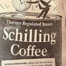 1950 Shilling Coffee Company  Advertisment