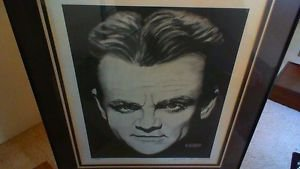 Jame Cagney as Bradford signed