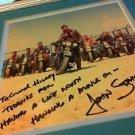 John Stamos autographed original