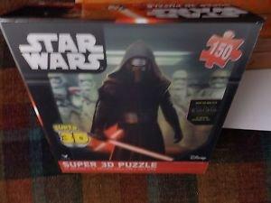 Star Wars Episode VII Super 3D Puzzle