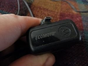 MOTOROLA 12002100838738BB CELL PHONE CHARGER