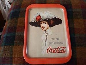 Coca Cola advertising soda pop