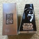 Star Wars Trilogy VHS tapes, Special Edition - Platinum Widescreen Edition