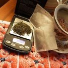 10 gr loose leaf Organic Rasberry flavored Hemp seed Tea