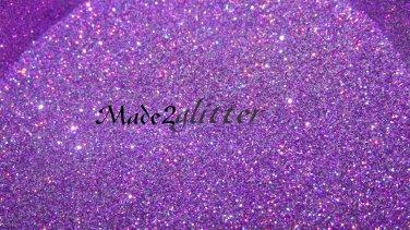 Holographic Violet Purple