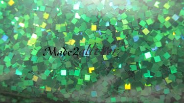 Holographic Green Squares