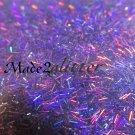 Holographic Violet Purple Tinsel