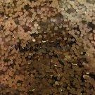 Matte Rose Gold Hexagon glitter